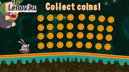 Wok Rabbit - Coin Chase! v 3.3.9 (Mod Money)
