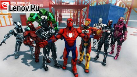 The Amazing Iron Spider v 4.01 (Mod Money)