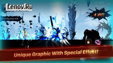 Shadow Fight Heroes - Knight Dark Stickman Fantasy v 3.3 b69 (Mod Money)