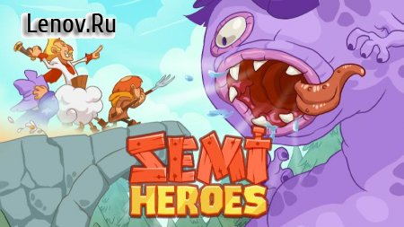 Semi Heroes v 1.0.7 (Mod Money)
