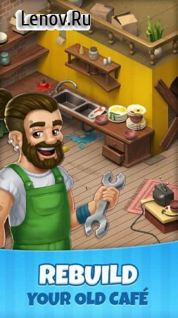 Manor Cafe v 1.47.2 (Mod Money)