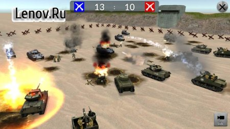 WW2 Battle Simulator v 1.6.1 (Mod Money)