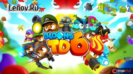 Bloons TD 6 v 4.0 (Mod Money)