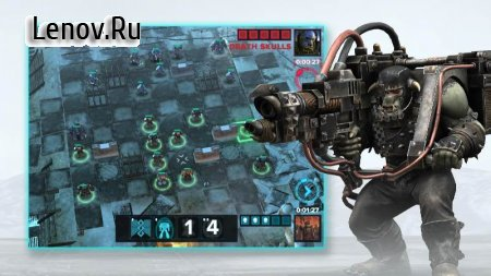 Warhammer 40,000: Regicide v 2.4 (Unlocked/Mod Money)