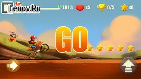 Moto Race - Motor Rider v 3.8.5003 Мод (Unlocked)