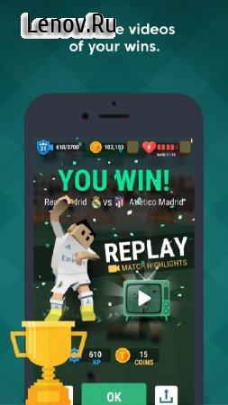 Tiny Striker La Liga - Best Penalty Shootout Game v 1.0.15 (Mod Money)
