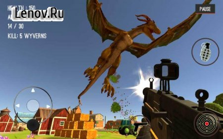 Monster Killing City Shooting III Trigger Strike v 1.0.1 (Mod Money)