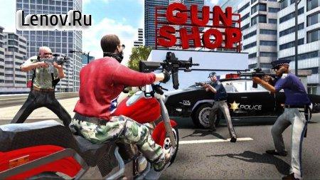 Grand Action Simulator - New York Car Gang v 1.1.5 (Mod Money)