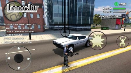 Grand Action Simulator - New York Car Gang v 1.3.9 (Mod Money)