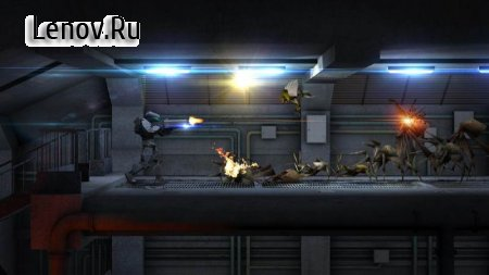 Metal Ranger. Classic Platformer Shooter Game v 1.27 (Mod Money)