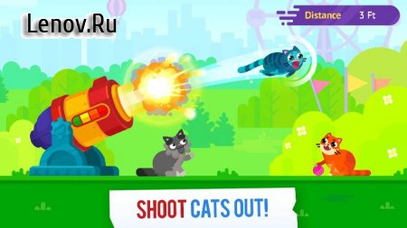 Kitten Gun v 1.0 (Mod Money)
