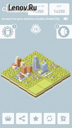 City 2048 v 1.4.7 (Mod Money)