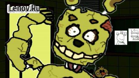FNaF 3 Cartoon Version v 0.1 Мод (полная версия)