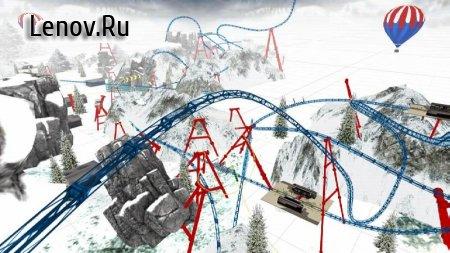 Roller Coaster 3D v 6.9 (Mod Money)