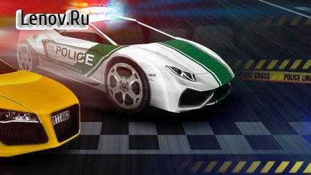 Police Chase: Death Race v 1.3.43 (Mod Money)