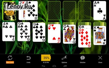 Solitaire v 4.7.959 Мод (Ads-free)