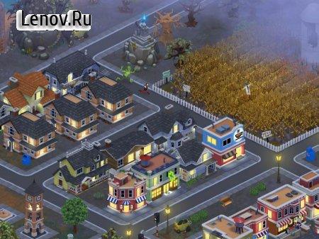 Ужастики Город Ужасов v 0.8.3 Мод (много денег)