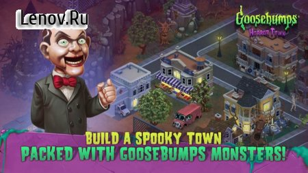 Goosebumps HorrorTown - The Scariest Monster City! v 0.5.8 Мод (много денег)