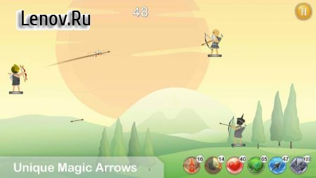 High Archer v 0.8 (Mod Money)
