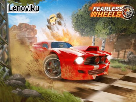 Fearless Wheels v 1.0.21 (Mod Money)