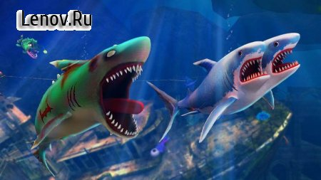 Double Head Shark Attack v 4.9 (Mod Money)