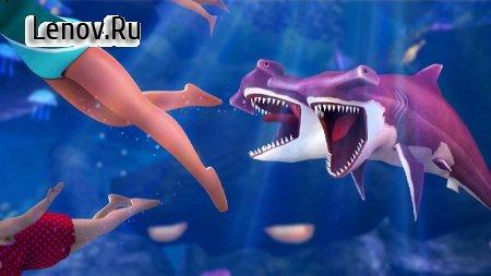 Двойная атака акулы v 8.6 (Mod Money)