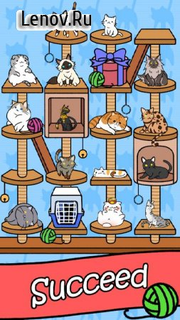 Cat Condo v 1.1.1 Мод (Free Shopping)