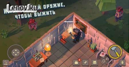 Cube Survival Story v 1.0.4 Мод (много денег)