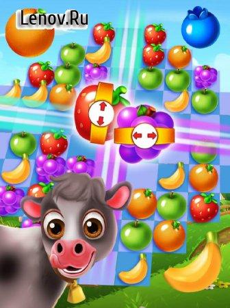 Farm Fruit Pop: Party Time v 1.8.5 (Mod Money)