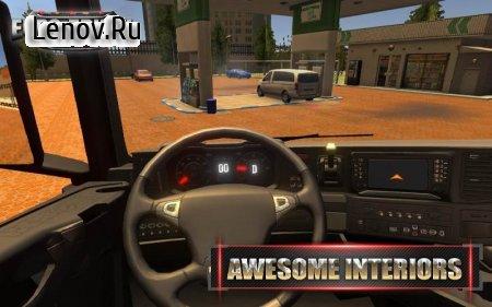 Euro Truck Driver 2018 v  3.5 (Mod Money)