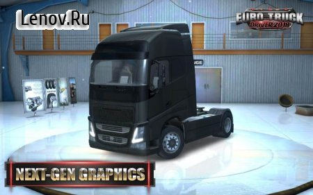 Euro Truck Driver 2018 v  2.2 (Mod Money)