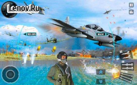 Jet Fighter Plane 3D – Air Sky Fighter Sim 2017 v 1.1 (Mod Money)