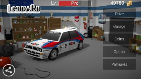 Rally Legends v 0.811 (Mod Money)