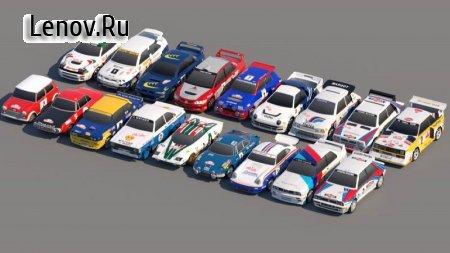 Rally Legends v 0.811 (Mod Money)