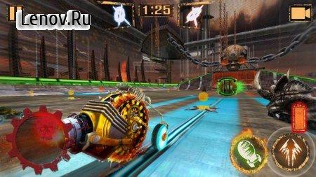Rocket Car Ball v 1.8 (Mod Money)