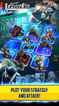 MARVEL Battle Lines v 2.7.0 Мод (много денег)