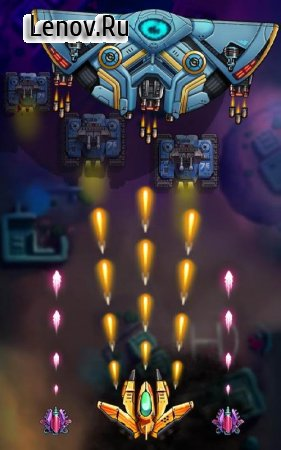 Space X :Sky Wars of Air Force v 4.7 (Mod Money)