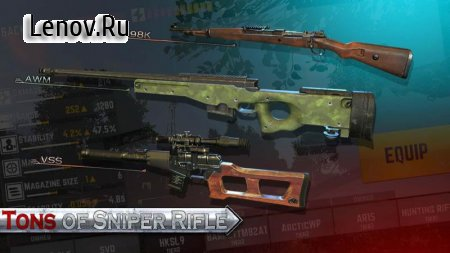 Sniper 3D Strike Assassin Ops - Gun Shooter Game v 2.4.3 (Много денег)