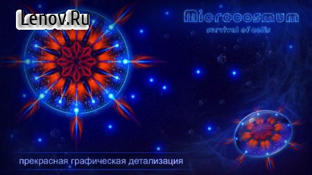 Microcosmum: survival of cells v 4.2.4 Мод (Everything is open)