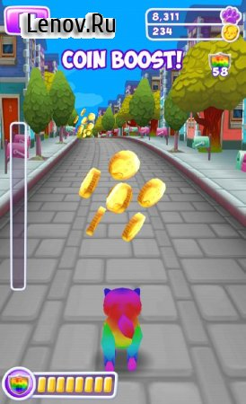 Cat Simulator - Kitty Cat Run v 1.3.8 (Mod Money)