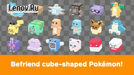 Pokémon Quest v 1.0.4 Мод (Free Shopping/Dummy Monsters/Low Hp)