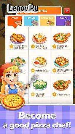 Pizza Master Chef Story v 1.0.1 (Mod Money)