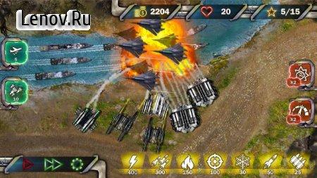 Tower Defense: Next WAR v 1.1.5 Мод (Free Shopping)