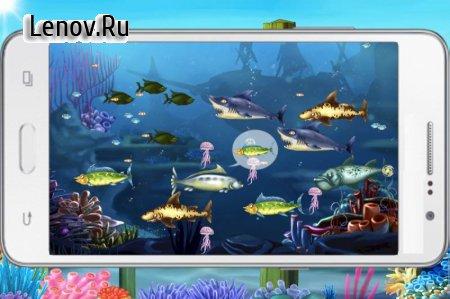 Big fish eat small fish v 1.0.25 (Mod Money)