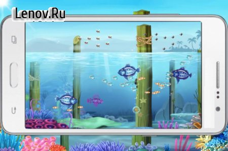 Big fish eat small fish v 1.0.19 (Mod Money)