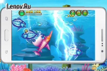 Big fish eat small fish v 1.0.19 (Mod Money)