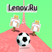 Soccer Road v 1.0.5 Мод (Money increase when spent)