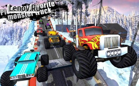 Offroad Truck Climb Legends v 1.6 Мод (Unlocked)