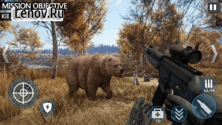 Wildland Animal Hunting v 1.1.0 (Mod Money)