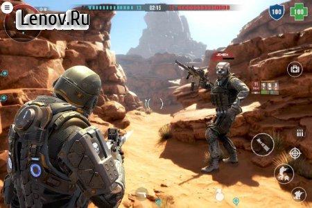 Country War : Battleground Survival Shooting Games v 1.6 (Mod Money)